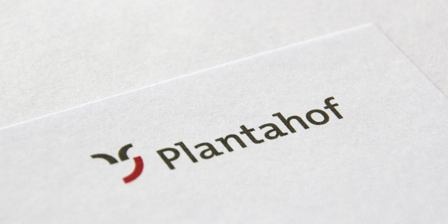 Marketing Kommunikation Plantahof Logo