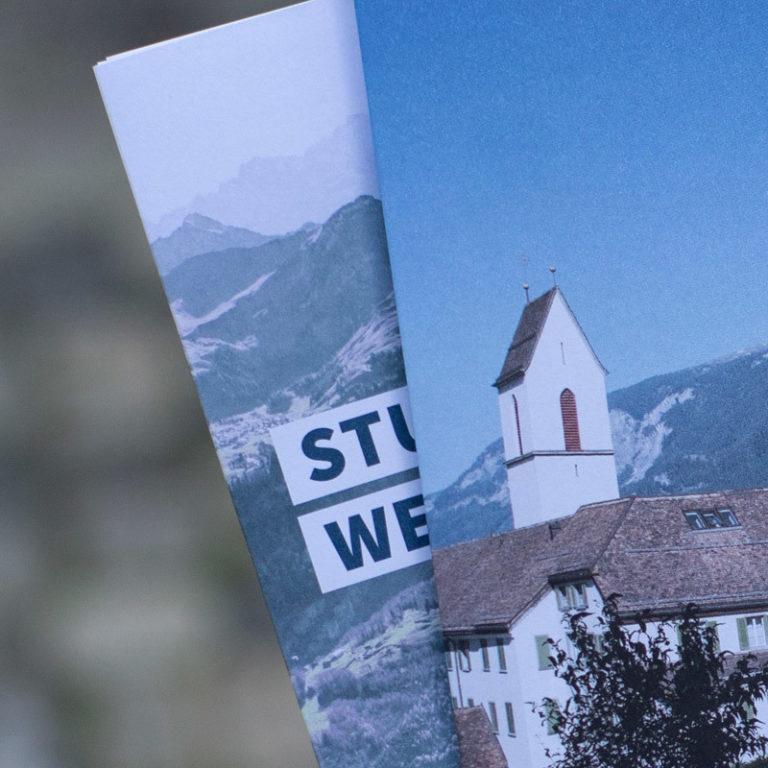 Corporate Identity Theologische Hochschule Chur Projekt