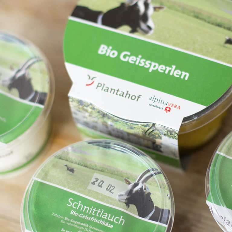 Marketing Kommunikation Plantahof Geissperlen